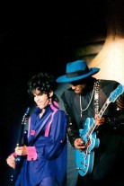 Levi Seacer with Prince